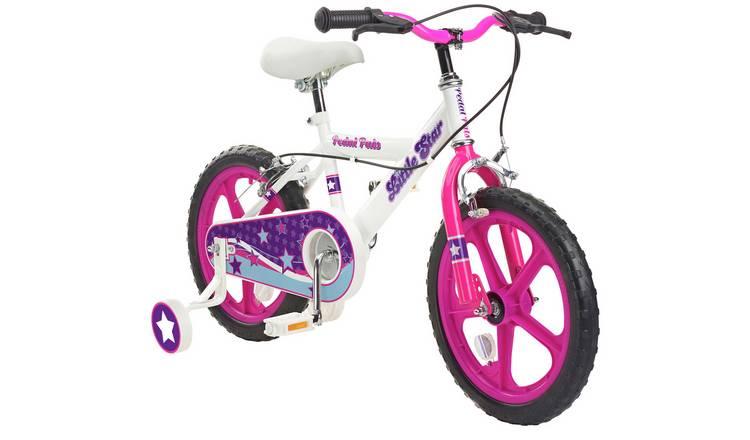 Pedal Pals 16 Inch Little Star Kids Bike £55.99 at Argos