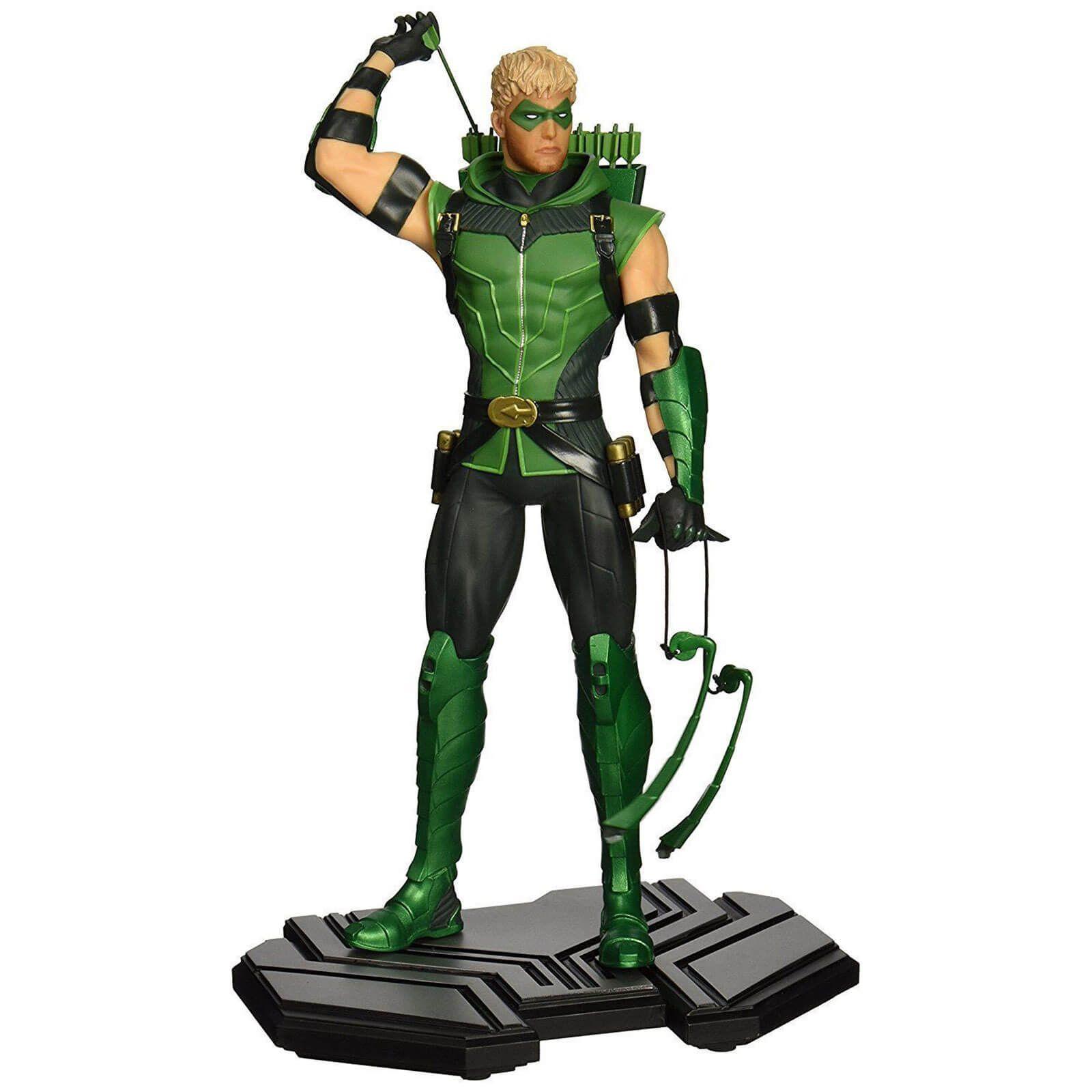 DC Collectibles DC Comics Icons Green Arrow Statue 27cm £16.98 delivered @ Zavvi