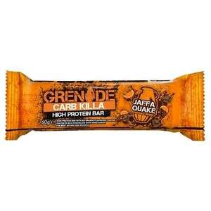 Grenade Carb Killa 3 For £5 And Possibly Much Less at Holland & Barrett (£2.99 delivery or free £20+)