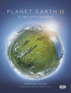 Planet Earth II Hardcover RRP £25 NOW £5.99 at Amazon Prime / £7.98 non Prime