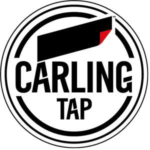 Free Carling Glass if you download the Carling Tap App