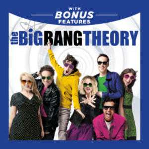 The Big Bang theory £4.99 a season for  series 1 to 11 iTunes