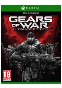 Gears of War Ultimate Edition on Xbox One £3.99 @ Simply Games
