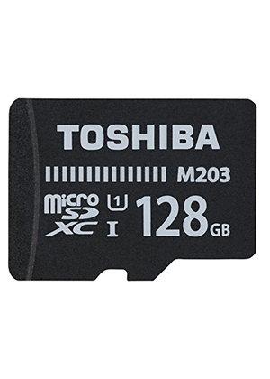 Toshiba M203 128GB MicroSDXC Class 10 U1 100MB/s, £12.99 at Base