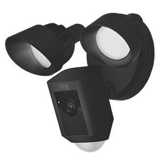 Ring Floodlight Camera  PIR Black or White - £199.99 @ Screwfix