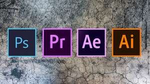 Adobe Masterclass: Illustrator, Photoshop & After Effects - usually £12.99 now Free with code @ Udemy