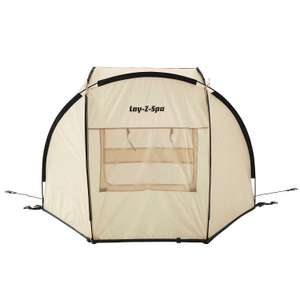 Lay-Z-Spa 1.83m Canopy NOW £25 with code at B&Q