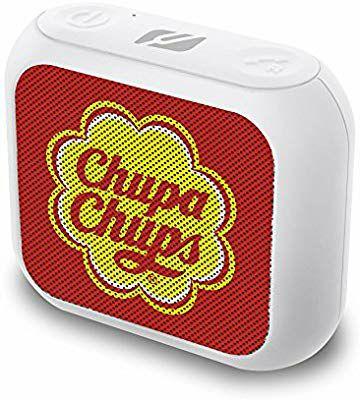 Chupa Chup Streaming Portable Bluetooth Wireless Speaker £10.15 @ Amazon Germany