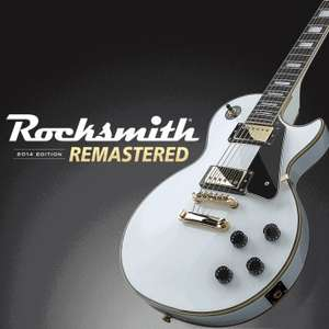 Rocksmith 2014 Edition Remastered PS4 - £7.99 @ PSN