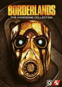Borderlands: The Handsome Collection (Steam) £8.80 @ GreenMan Gaming