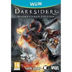 Darksiders Warmastered Edition Nintendo Wii U £4.49 delivered @ 365games