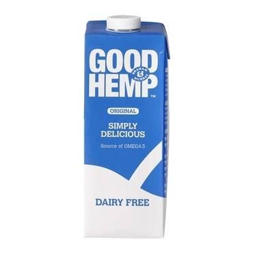 Good Hemp dairy free milk only £1 @ Poundstretcher