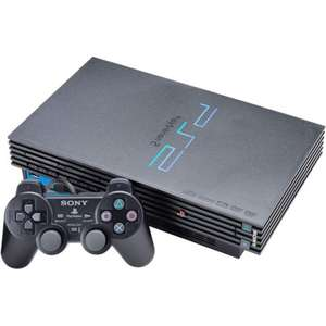 Cash Converters selling Preowned PS2 Consoles from £14.99