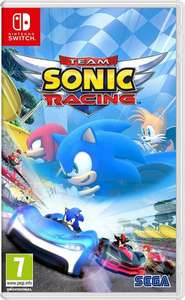 Team Sonic Racing (Nintendo Switch) £28.49 Delivered @ Go2games