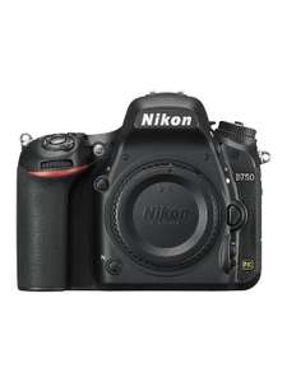 "Nikon D750 Digital SLR Camera, HD 1080p, 24.3MP, Wi-Fi, 3.2"" Tilting LCD Screen, Black, Body Only - £1,069 @ John Lewis & Partners"
