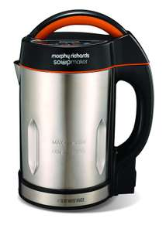 Morphy Richards Soupmaker 48822 Stainless Steel Soup Maker - £43.99 @ Amazon