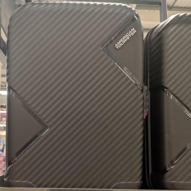 At Tesco - American Tourister 4 wheel Cabin Suitcase (Black) £30