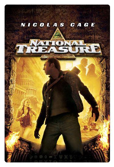 National Treasure HD - £4.99 @ iTunes Store