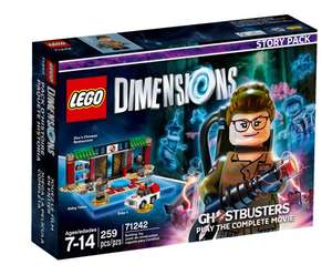 Lego Dimensions Ghostbusters™ Story Pack - £10 + £3.95 P&P @ Lego Shop