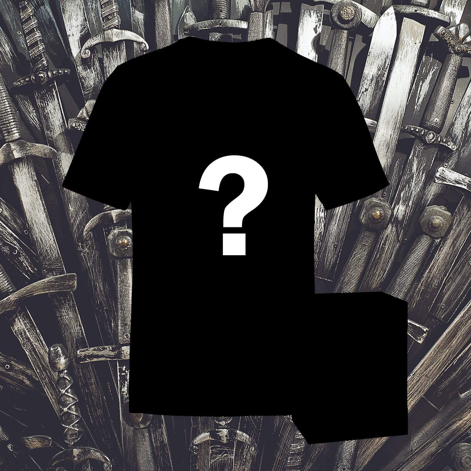 Game Of Thrones finale bundle. T-shirt and Pop vinyl figure - £14.99 @ Zavvi
