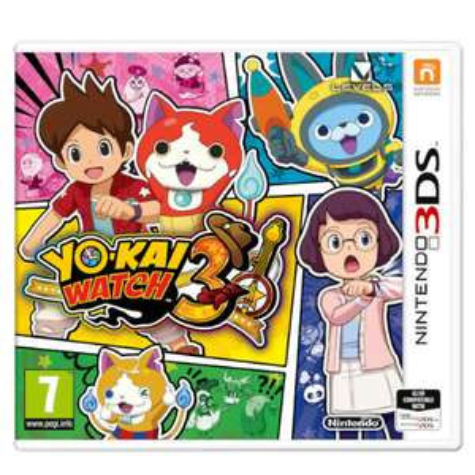 Yo Kai Watch 3 (3DS) £27.85 @ Shopto