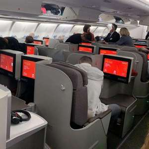 Iberia Deals to Mexico Business Class from Spain for £850