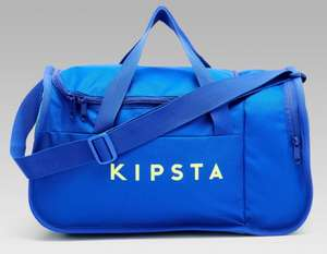 KIPSTA Kipocket Sports Bag 20L Ryanair friendly 40cm X 20cm x 25cm perfect size £3.99 + free click and collect or £3.99 delivery @ Decathlon