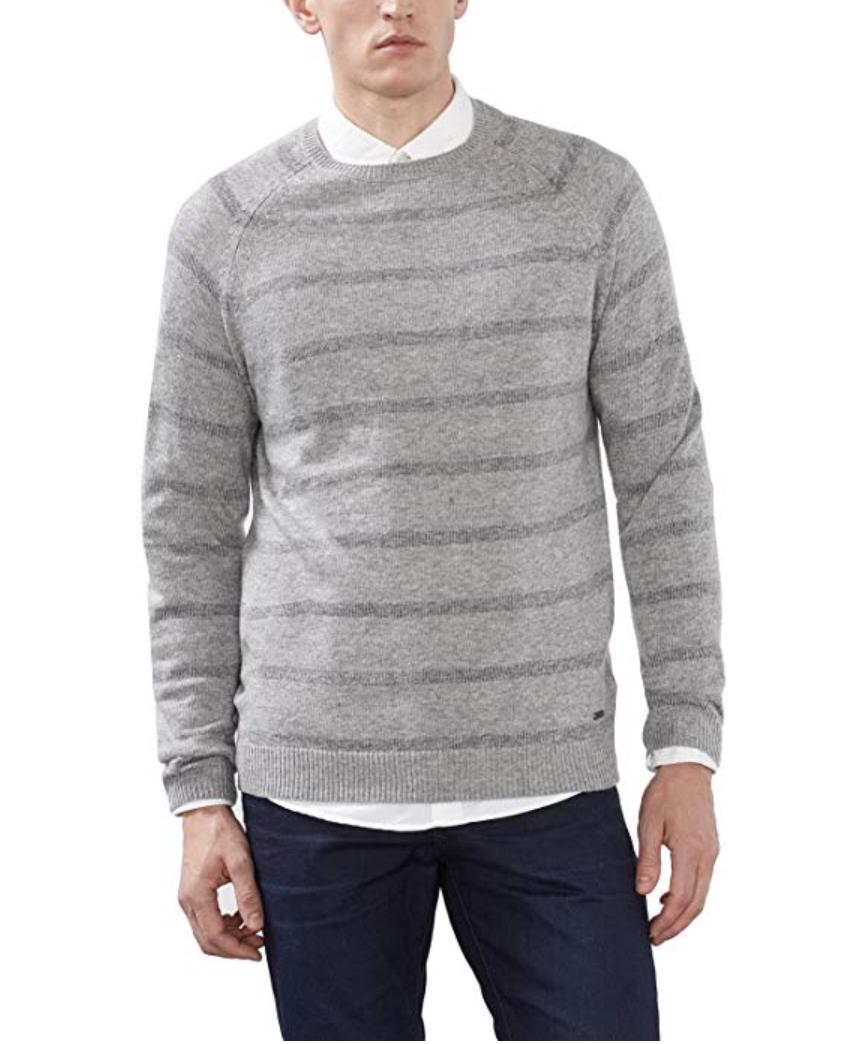 Esprit Men's Jumper £5.60 Amazon - add on item