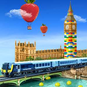 Kids travel free this half term age 5-15 with a fare paying adult on Southwest train