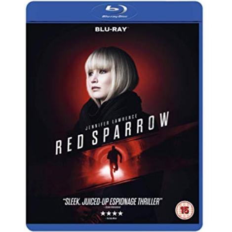 Red Sparrow Blu-ray NOW £6.99 (Prime) / £9.98 (non Prime) at Amazon