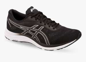 ASICS GEL-EXCITE 6 Men's Running Shoes, Black/White - £35 @ John Lewis & Partners (Free C&C)