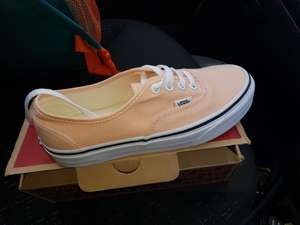 info for 414e3 f4f12 Vans womens authentic shoes - £25   JD Sports instore