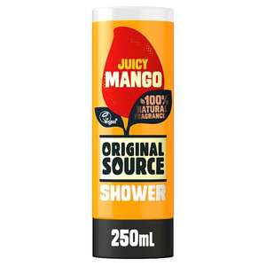 Original Source Shower 250Ml (All varieties) £0.90 @ Tesco