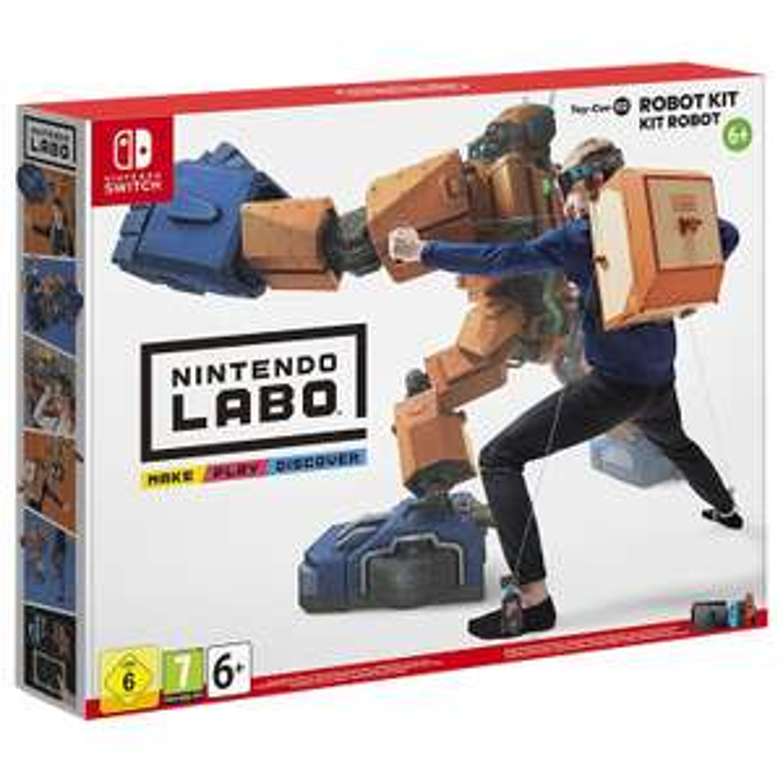 Nintendo Labo: Kit Robot £24.20 @ Amazon Italy
