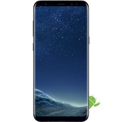 "Grade A Samsung Galaxy S8+ Black 6.2"" 64GB 4G Unlocked & SIM Free £274.97 @ Laptops Direct"