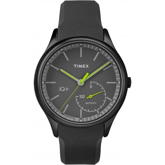 Timex TW2P951000 IQ+ Move Activity Tracker Wristwatch £41.65 @ HS Johnson