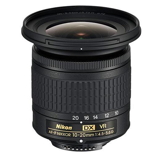 Nikon AF-P DX NIKKOR 10-20mm f/4.5-5.6G VR Lens £219 @ Jessops