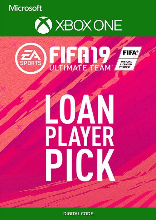 Xbox One FIFA 19 Ultimate Team Loan Player Pick 29p @ CDKeys
