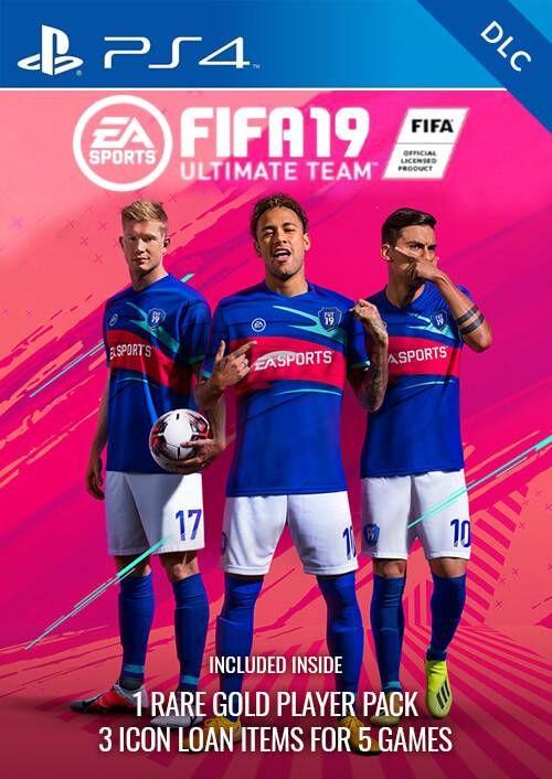Fifa 19 Ultimate Team Rare Players Pack Bundle DLC PS4 (EU) £1.49 @ CDKeys