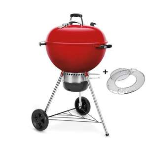 Limited Edition Weber® Master-Touch® GBS® 57cm, Red £199 @ Riverside Garden Centre