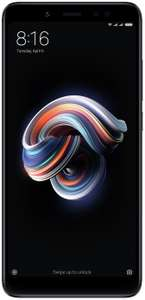 Xiaomi Redmi Note 5 Black 64gb/4gb now £99.95 Argos