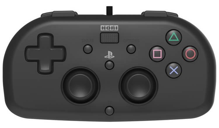 Hori Wired Mini Gamepad PS4 Controller - Black / Blue / Red £12.99 @ Argos