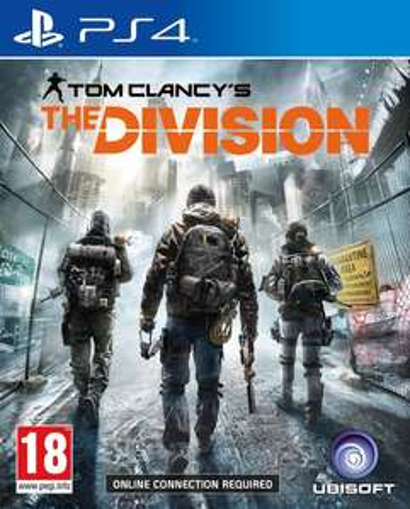 Tom Clancy's The Division (PS4) £6.99 (Prime) / £9.98 (non Prime) at Amazon