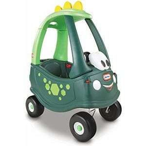 Little Tikes Cozy Coupe £36.99 (add Petrol Pump for £12.49) / Dino Version £39.49 + Free Cozy Coupe Membership (worth £10) C+C at Argos