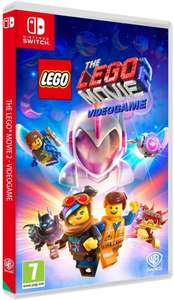 The LEGO Movie 2 Videogame ( Switch / Xbox / PS4) £19.99 delivered @ Currys / Currys eBay