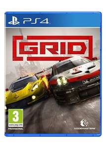 GRID (PS4/Xbox One) £38.85 Delivered (Preorder) @ Base