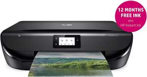 All-in-One HP ENVY 5010 printer with 12 months free instant ink - £38 at Amazon