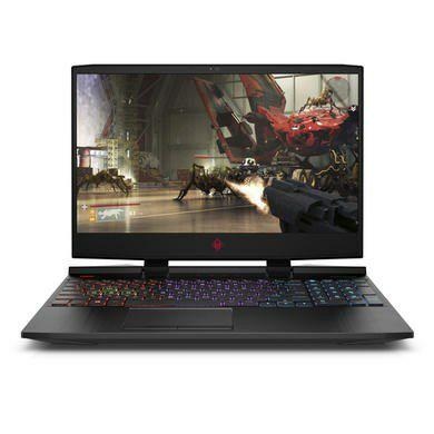 HP OMEN 15-dc1024na Core i7-9750H 8GB 256GB SSD + 1TB HDD - £1,133.97 @ Laptops Direct
