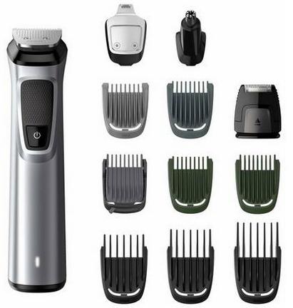 Philips Series 7000 12-in-1 Grooming Kit MG7710 + 5 Year Warranty - £24.99 + Free C&C @ Argos