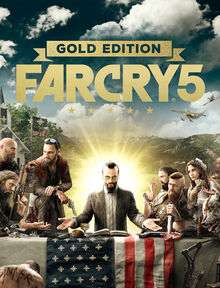 [PC] Far Cry 5 Gold Edition - £14.75 (with code) - uPlay